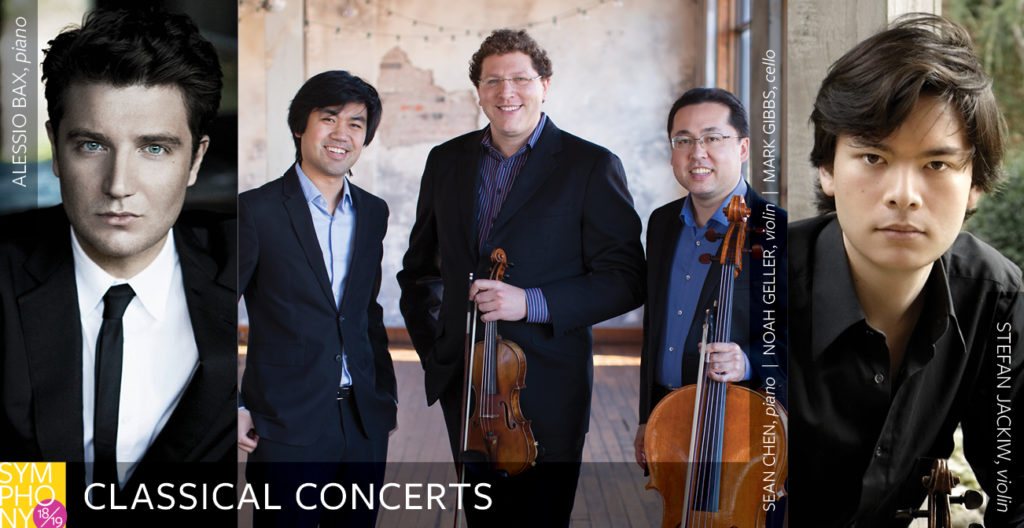 KC Sypmhony classical concerts