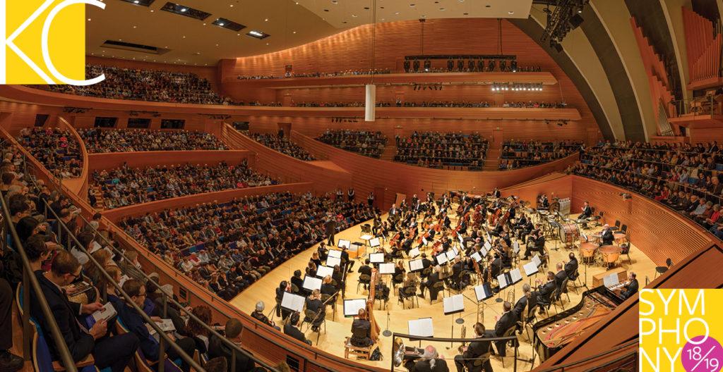 Kauffman Center KC symphony performance