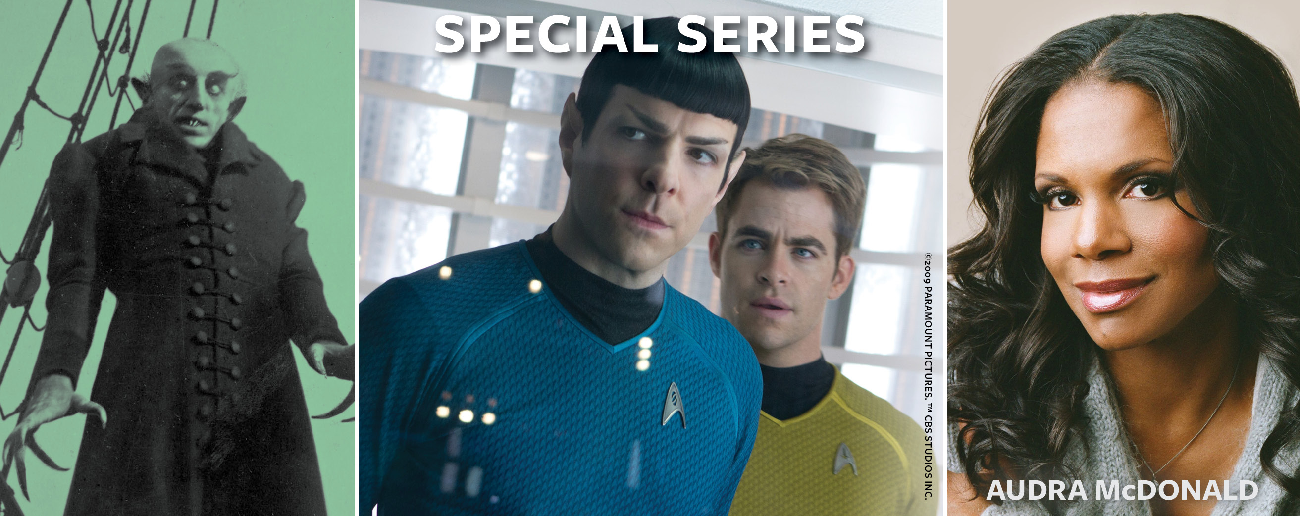 special series promotional banner