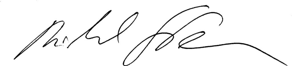 michael stern signature