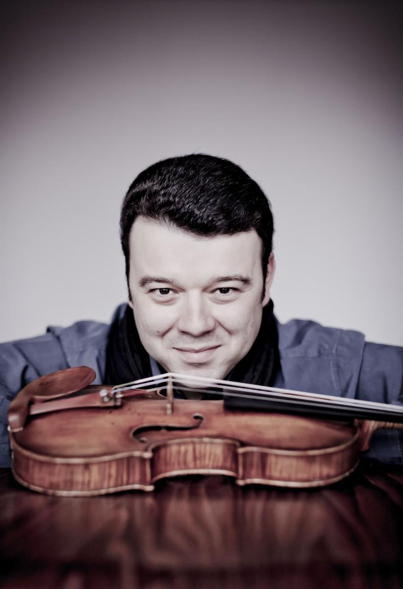 Vadim Gluzman. photo: Marco Borggreve