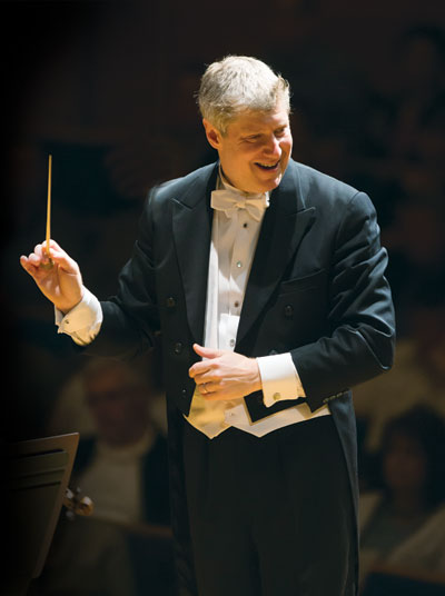 conductor michael stern