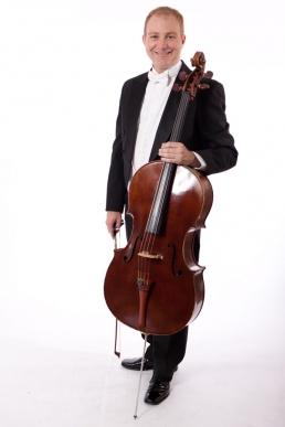 Alexander East, Kansas City Symphony Assistant Principal Cellist
