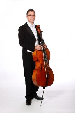 Lawrence Figg, Kansas City Symphony Cellist