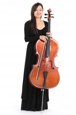 Susie Yang, Kansas City Symphony Associate Principal Cellist