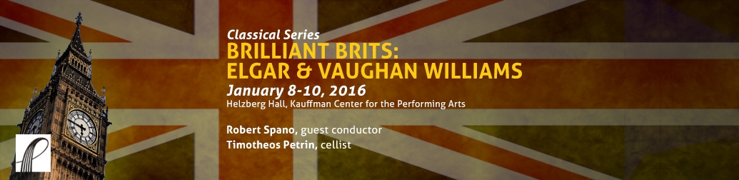 Kansas City Symphony presents Brilliant Brits