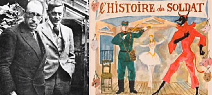 Stravinsky's The Soldier's Tale (L'histoire du Soldat)