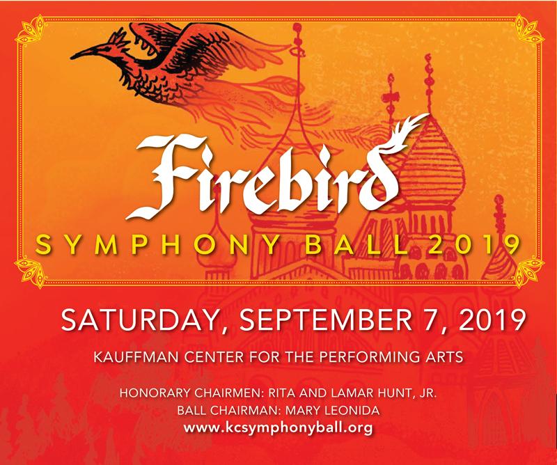 firebird symphony ball flyer