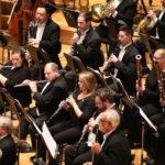 brass symphony musicians