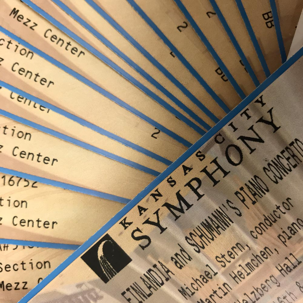 symphony tickets