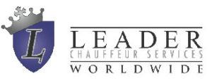 leader chauffeur services logo