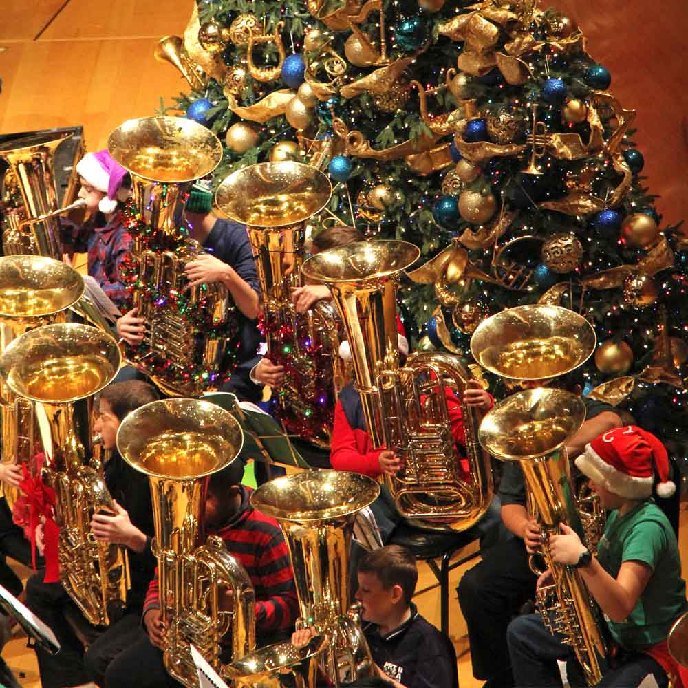 Tuba Christmas 2020 New York TubaChristmas | Young Artists Events | Kansas City Symphony