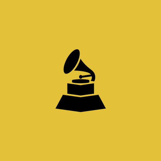 grammy award recognition logo
