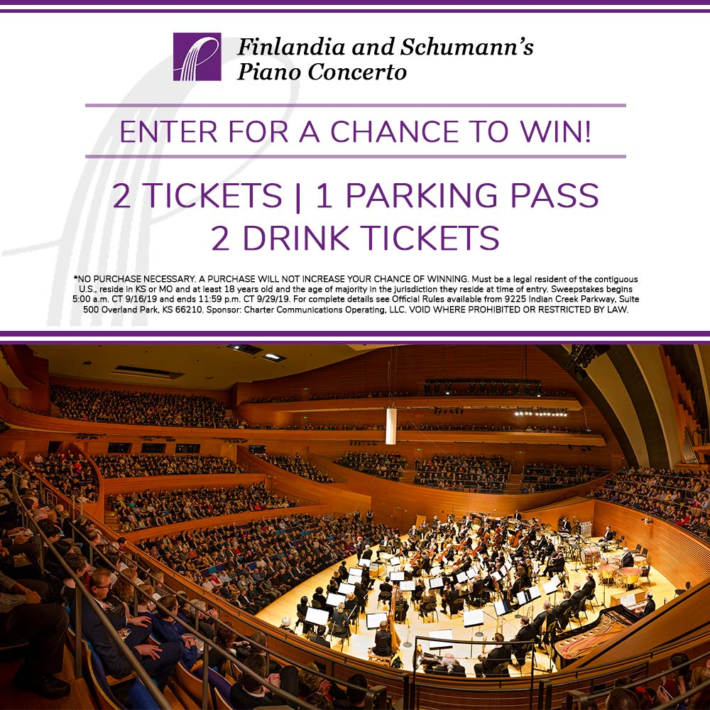 Enter for a chance to win tickets to Finlandia!