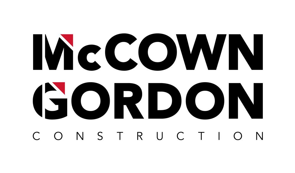 McCown Gordon Construction Logo