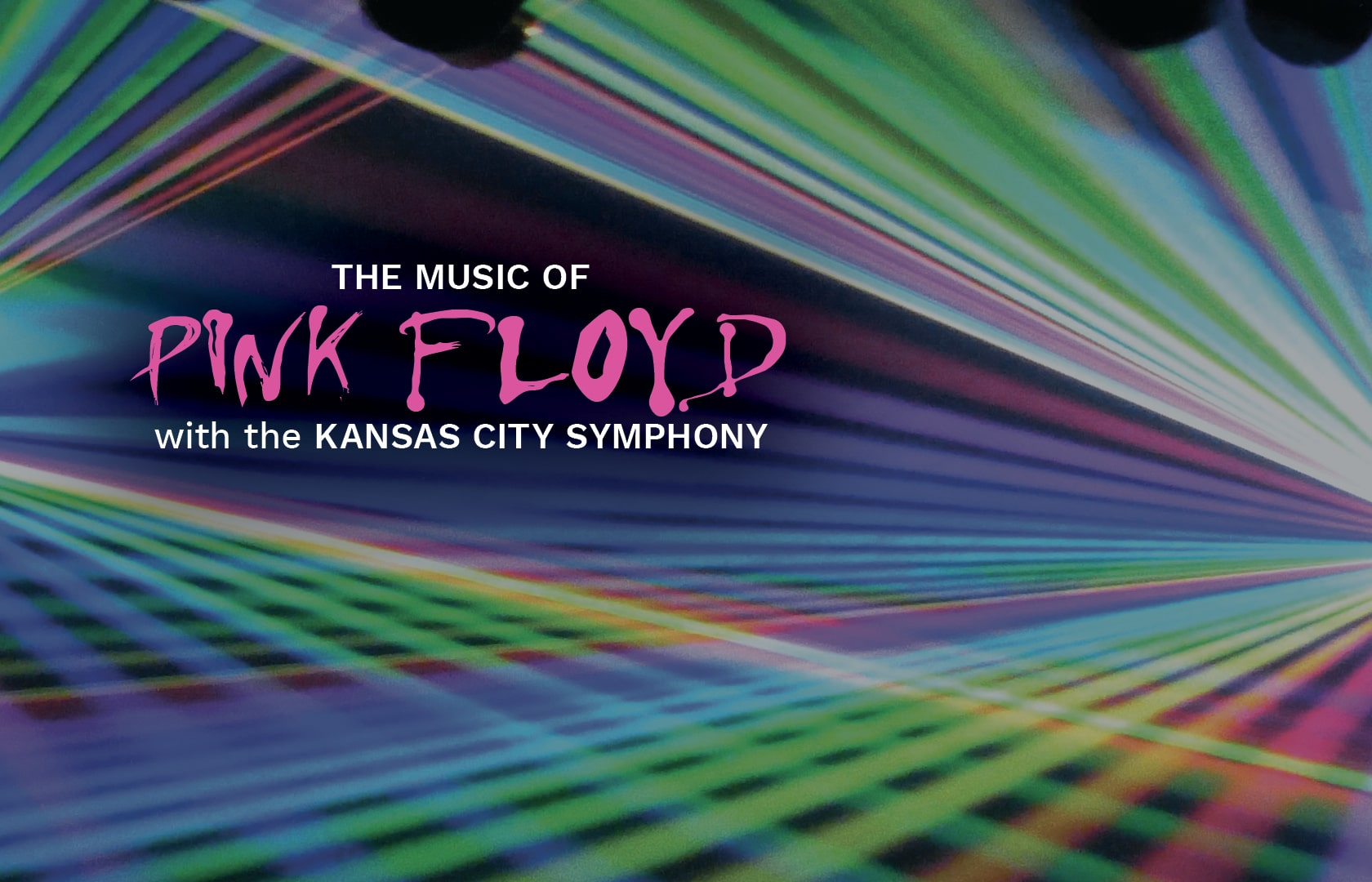 Image of Laser Lights. The Music of Pink Floyd with the Kansas City Symphony