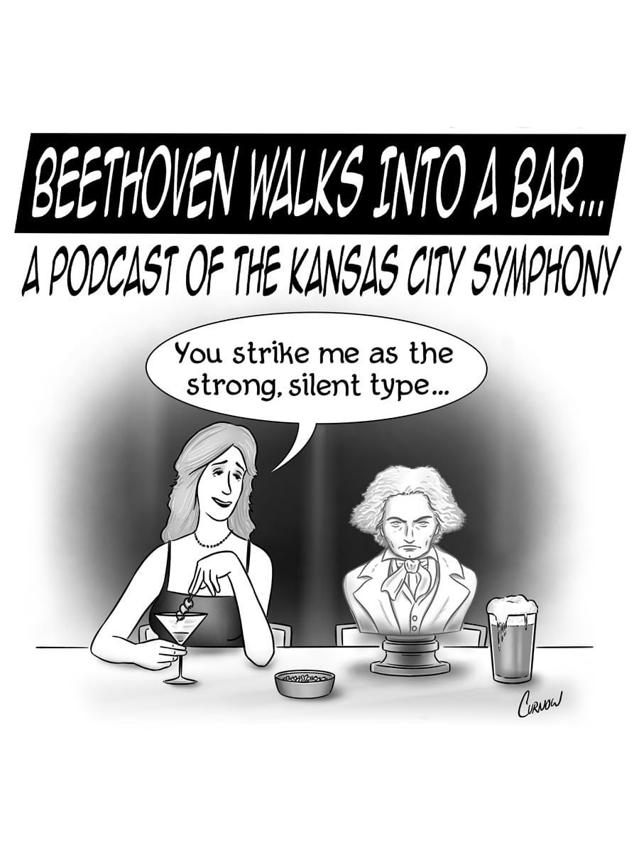 Beethoven Walks into a Bar Podcast