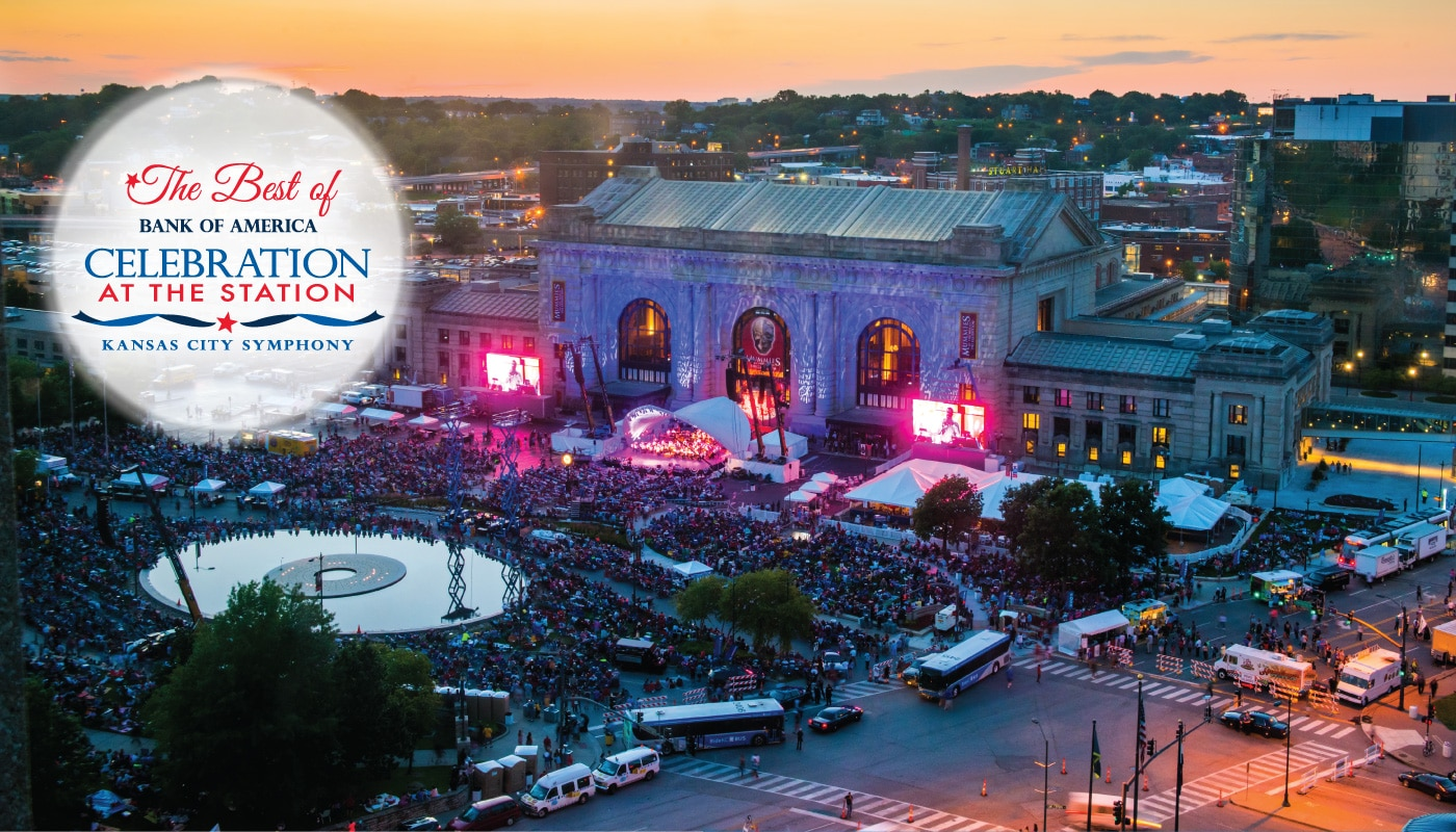 Best of Bank of America Celebration at the Station by Kansas City Symphony